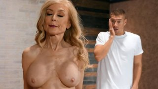 GILF Nina Hartley still wants the Young Blood