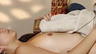 Poor pornstars banged hard in special masseur