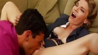 Fucking The Horny Secretary