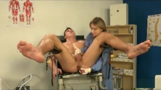 prostate handjob
