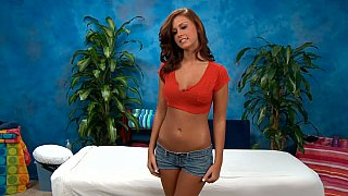 Horny Whitney waits for her next cient