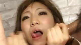 Asian group porn with sleazy?Mahiru Tsubaki